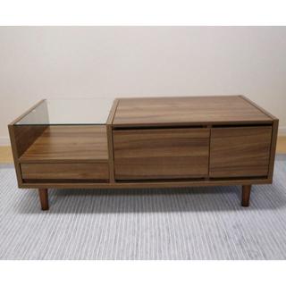 ドレッサー テーブル ローテーブル メイク台(ローテーブル)