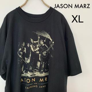 アンビル(Anvil)の【JASON MRAZ】2015 ツアーTシャツ XLサイズ 古着(Tシャツ/カットソー(半袖/袖なし))