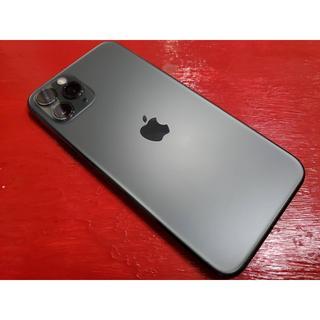 Apple - 【中古美品】SIMロック解除済み iPhone11Pro 64GB グリーン