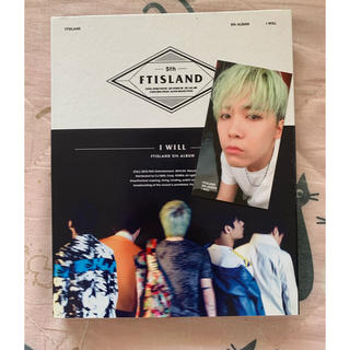 エフティーアイランド(FTISLAND)のftisland CD(K-POP/アジア)
