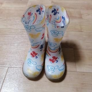 ディズニー(Disney)のディズニー レインブーツ 長靴 16センチ TDR(長靴/レインシューズ)