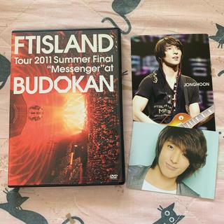 エフティーアイランド(FTISLAND)のftisland DVD(K-POP/アジア)