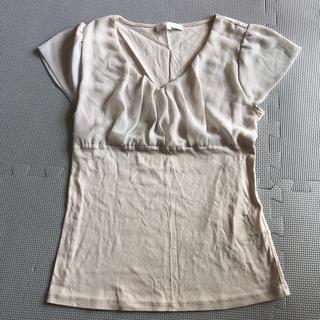 アナイ(ANAYI)のANAYIトップス(Tシャツ(半袖/袖なし))
