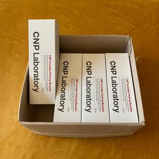 チャアンドパク(CNP)のCNP ピーリング ブースター 新品未使用 4本セット(ブースター/導入液)
