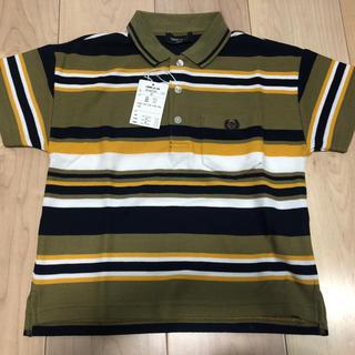 コムサイズム(COMME CA ISM)のポロシャツ 100㎝ COMME CA ISM(Tシャツ/カットソー)