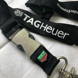 タグホイヤー(TAG Heuer)の【新品未使用・非売品】タグホイヤー ネックストラップ(ネックストラップ)