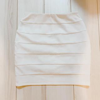 RESEXXY - リゼクシー タイトスカート ホワイト
