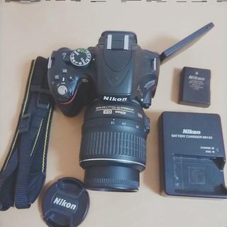 Nikon D5100 一眼レフ 【送料込み】