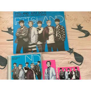 エフティーアイランド(FTISLAND)のftisland アルバム パック(K-POP/アジア)