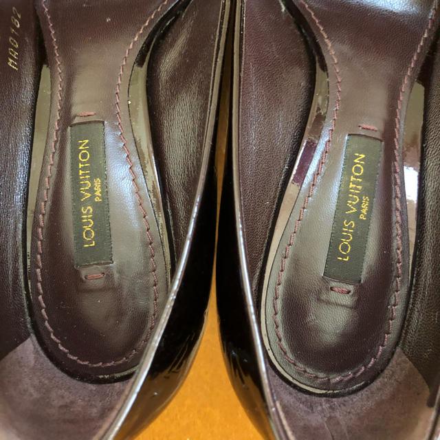 LOUIS VUITTON(ルイヴィトン)のルイヴィトン  パンプス レディースの靴/シューズ(ハイヒール/パンプス)の商品写真