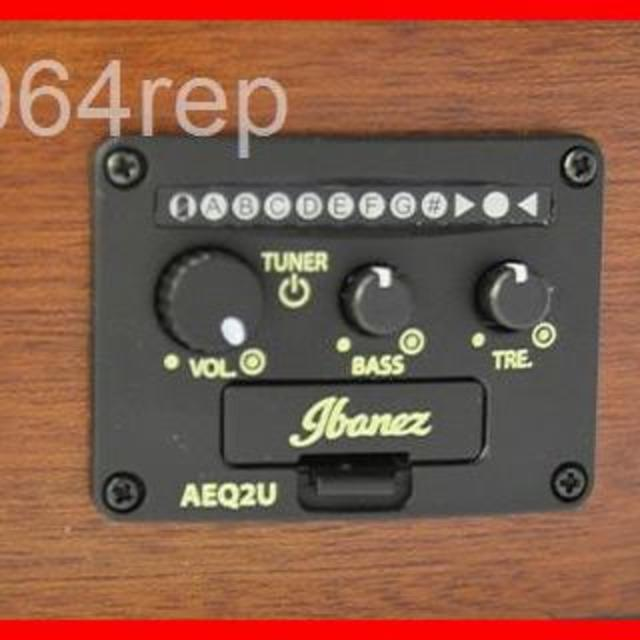 Ibanez ( アイバニーズ ) UEW5EJ-OPN コンサートウクレレ 楽器のウクレレ(その他)の商品写真