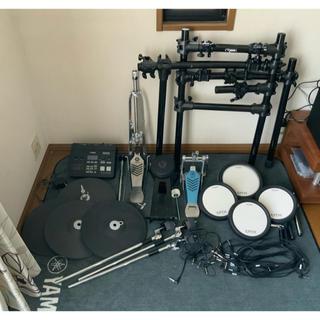 ヤマハ(ヤマハ)のYAMAHA ヤマハ 電子ドラム DTX700K スローン以外全揃 追加シンバル(電子ドラム)