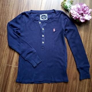 ラルフローレン(Ralph Lauren)のRalphLaurenシャツ120cm(ブラウス)