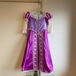ディズニー(Disney)の難あり ラプンツェル ドレス 110(ドレス/フォーマル)