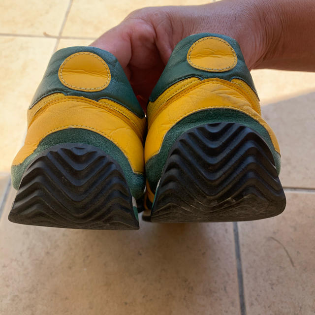 Onitsuka Tiger(オニツカタイガー)のオニツカタイガー スニーカー 27.5 メンズの靴/シューズ(スニーカー)の商品写真