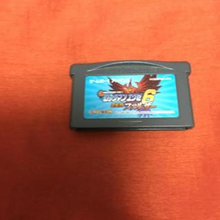 ゲームボーイアドバンス(ゲームボーイアドバンス)のロックマンエグゼ6 ファルザー GBA ゲームボーイアドバンス ソフト(携帯用ゲームソフト)