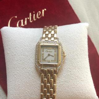 Cartier - 超レア!カルティエ 純正ダイヤパンテール