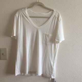 ディノス(dinos)のディノス  白Tシャツ(Tシャツ(半袖/袖なし))