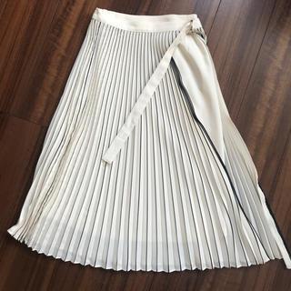 GISELe掲載NINEプリーツスカート
