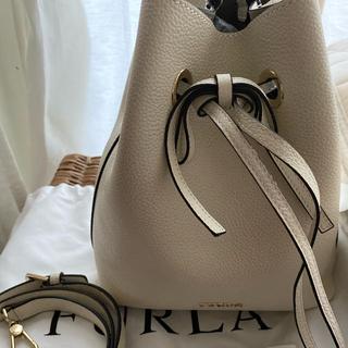 Furla - 【未使用】FURLA コスタンザ 白 ホワイト