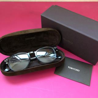 トムフォード(TOM FORD)の美品 💫 TOM FORD バイカラー サングラス 伊達眼鏡(サングラス/メガネ)