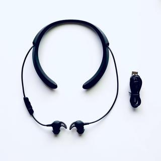 ボーズ(BOSE)のBose ワイヤレスノイズキャンセリングイヤホン(ヘッドフォン/イヤフォン)