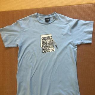 STUSSY - ★STUSSY ブルー Tシャツ★