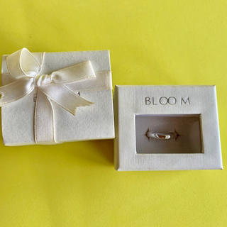 ブルーム(BLOOM)の美品 BLOOM 13号 指輪 ブルーム リング 箱付き シルバー925(リング(指輪))