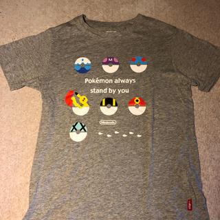 ユニクロ ポケモン Tシャツ 150