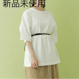 URBAN RESEARCH - URBAN RESEARCH ITEMS ビッグルーズTシャツ