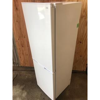 アイリスオーヤマ(アイリスオーヤマ)の【長期保障付き】IRIS OHYAMA 2ドア冷凍冷蔵庫 KRD162-W(冷蔵庫)