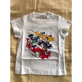 ファミリア(familiar)のファミリア Tシャツ サイズ80 新品未使用(Tシャツ)