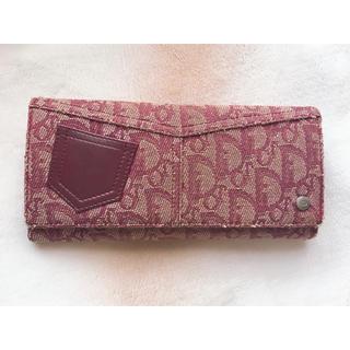 Christian Dior - ディオール トロッター ピンク 長財布❤️