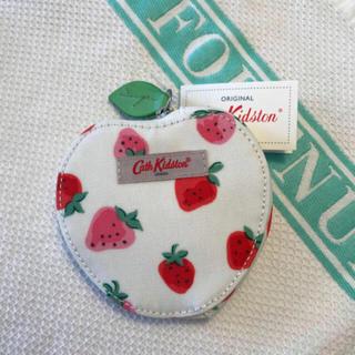 Cath Kidston - キャスキッドソン コインケース いちご イチゴ 苺 ストロベリー