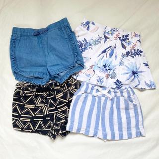 Old Navy - *オールドネイビー*ショートパンツ スカート 4点セット*