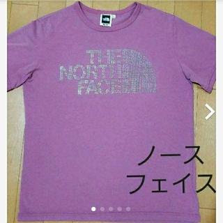 THE NORTH FACE - ノースフェイス★Tシャツ ピンク L
