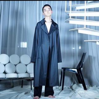 SUNSEA - AHTA amanojak別注 maxi  coat
