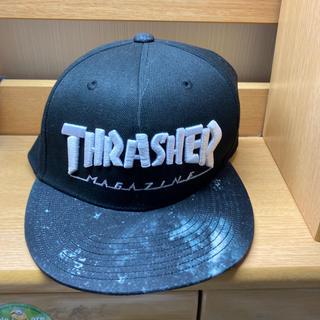 スラッシャー(THRASHER)のスラッシャー帽子(キャップ)