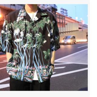 "Jieda - DAIRIKU lieu/""INTERMISSION"" Aloha Shirt"
