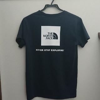 THE NORTH FACE - ノースフェイス Tシャツ ネイビー L
