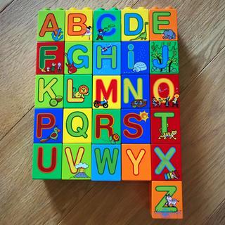 Lego - LEGO デュプロ アルファベット