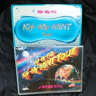 Kis-My-Ft2 - Kis-My-MiNT Tour at 東京ドーム 2012.4.8(初回生産限