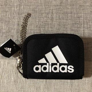 アディダス(adidas)のadidas財布 黒(財布)