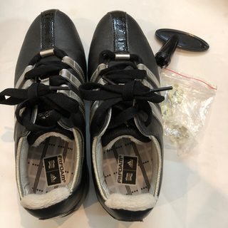 アディダス(adidas)のゴルフシューズレディース23(シューズ)
