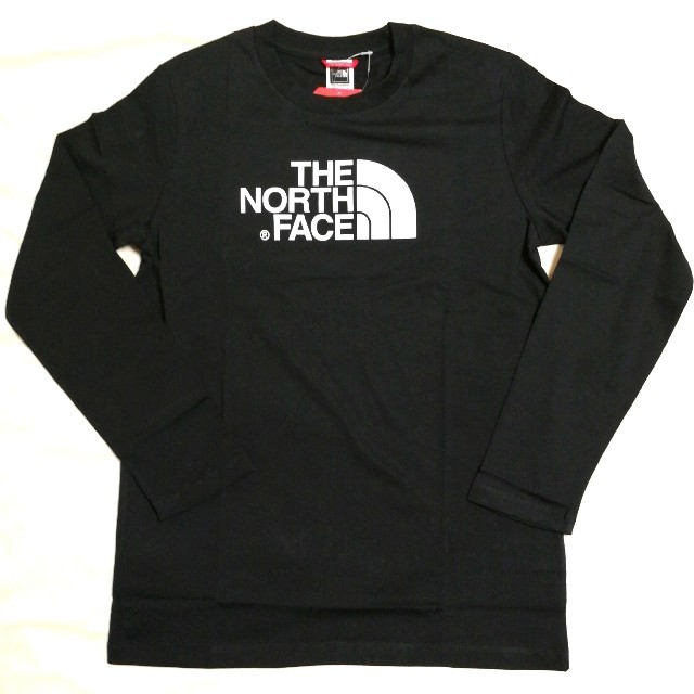 THE NORTH FACE(ザノースフェイス)のノースフェイス ロンT 海外キッズXLサイズ 170 メンズのトップス(Tシャツ/カットソー(七分/長袖))の商品写真