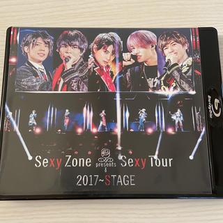 Sexy Zone Presents Sexy Tour ~ STAGE(Blu