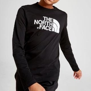 ザノースフェイス(THE NORTH FACE)のノースフェイス ロンT 海外キッズL 160(Tシャツ(長袖/七分))