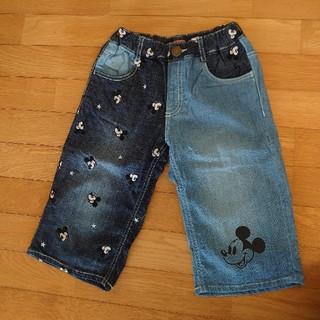ディズニー(Disney)のディズニーランド購入デニム 150cm(パンツ/スパッツ)