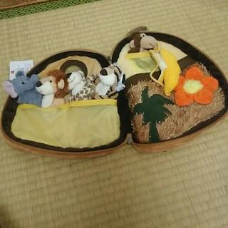 アウロラ(AURORA)の動物園 リュック(ぬいぐるみ/人形)