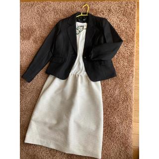 シューラルー(SHOO・LA・RUE)のセットアップ スーツ サイズL(スーツ)